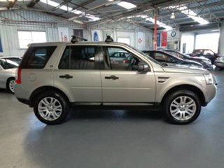 2009 Land Rover Freelander 2 LF 09MY Si6 HSE Gold 6 Speed Sports Automatic Wagon