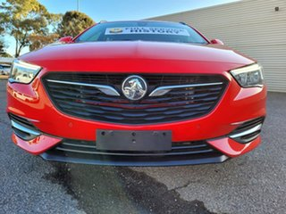 2017 Holden Commodore ZB MY18 LT Sportwagon Red 9 Speed Sports Automatic Wagon