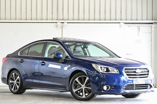 Used Subaru Liberty B6 MY17 2.5i CVT AWD Premium Laverton North, 2017 Subaru Liberty B6 MY17 2.5i CVT AWD Premium Blue 6 Speed Constant Variable Sedan