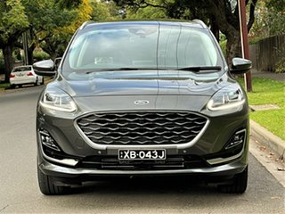 2020 Ford Escape ZH 2021.25MY Vignale Grey 8 Speed Sports Automatic SUV.