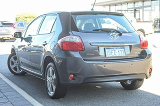 2009 Toyota Corolla ZRE152R Conquest Grey 4 Speed Automatic Hatchback.