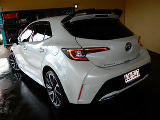 2021 Toyota Corolla ZWE211R ZR Hybrid White Continuous Variable Hatchback