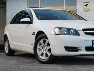 2009 Holden Commodore VE MY10 Omega White 6 Speed Sports Automatic Sedan.