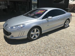 2006 Peugeot 407 HDi Silver 6 Speed Tiptronic Coupe.