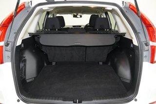2015 Honda CR-V RM Series II MY16 VTi-S White 5 Speed Sports Automatic Wagon