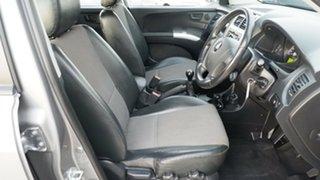 2010 Kia Sportage SL SI Silver 5 Speed Manual Wagon