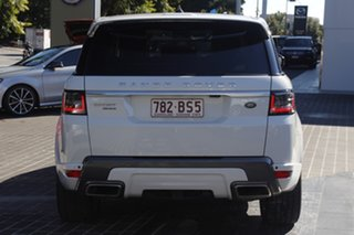 2018 Land Rover Range Rover Sport L494 19MY SDV8 HSE Dynamic Fuji White 8 Speed Sports Automatic