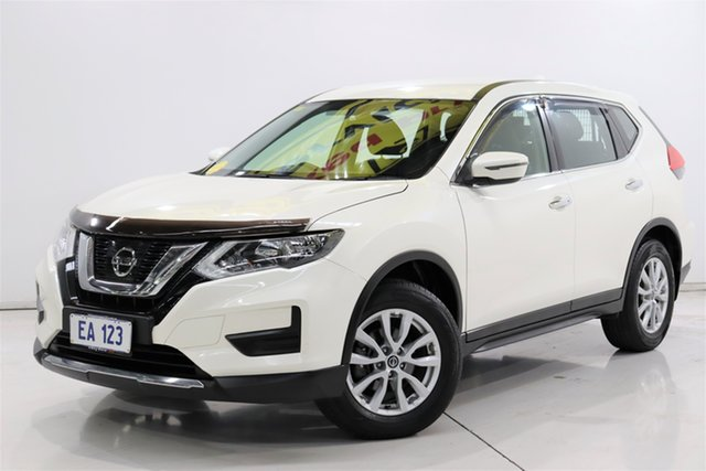 Used Nissan X-Trail T32 Series II ST X-tronic 2WD Brooklyn, 2017 Nissan X-Trail T32 Series II ST X-tronic 2WD White 7 Speed Constant Variable Wagon