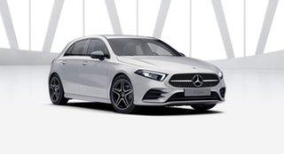 2021 Mercedes-Benz A-Class W177 801+051MY A180 DCT Digital White 7 Speed