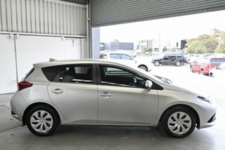 2017 Toyota Corolla ZRE182R Ascent S-CVT Silver 7 Speed Constant Variable Hatchback