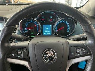 2011 Holden Cruze JH Series II MY12 SRi-V Blue 6 Speed Sports Automatic Sedan