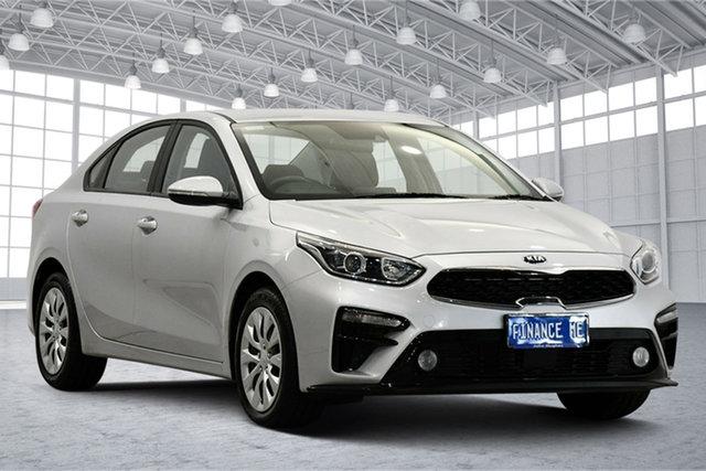 Used Kia Cerato BD MY20 S Victoria Park, 2020 Kia Cerato BD MY20 S Silky Silver 6 Speed Sports Automatic Sedan