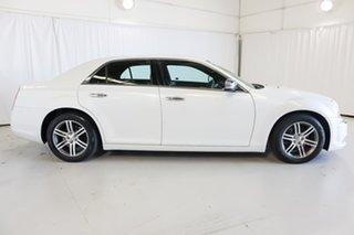 2013 Chrysler 300 LX MY13 Limited E-Shift White 8 Speed Sports Automatic Sedan.