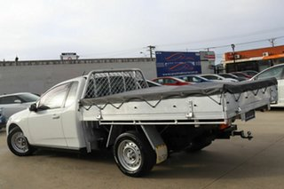2012 Ford Falcon FG MkII EcoLPi Super Cab White 6 Speed Sports Automatic Cab Chassis