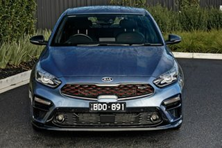 2019 Kia Cerato BD MY20 GT DCT Blue 7 Speed Sports Automatic Dual Clutch Hatchback