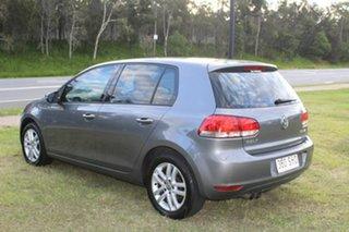 2010 Volkswagen Golf VI MY11 103TDI DSG Comfortline Grey 6 Speed Sports Automatic Dual Clutch