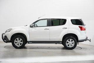 2014 Isuzu MU-X MY14 LS-U Rev-Tronic 4x2 White 5 Speed Sports Automatic Wagon.