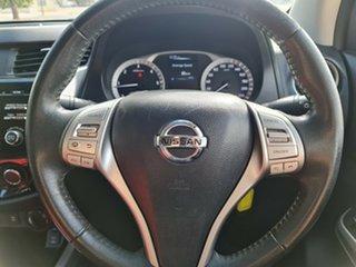 2015 Nissan Navara D23 ST White 7 Speed Sports Automatic Utility