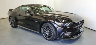 2016 Ford Mustang FM GT Fastback SelectShift Black 6 Speed Sports Automatic Fastback