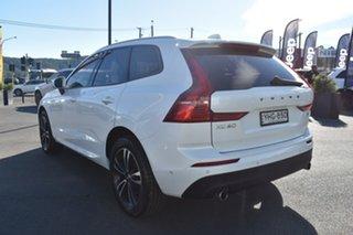 2017 Volvo XC60 UZ MY18 D4 AWD Momentum White 8 Speed Sports Automatic Wagon