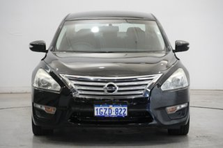 2015 Nissan Altima L33 ST X-tronic Black 1 Speed Constant Variable Sedan.