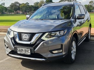 2017 Nissan X-Trail T32 Series II ST-L X-tronic 4WD Grey 7 Speed Constant Variable Wagon.