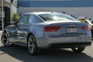 2014 Audi A5 8T MY15 (N5) Multitronic Monsoon Grey 8 Speed Constant Variable Coupe.