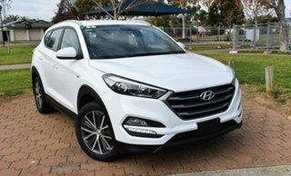 2015 Hyundai Tucson TL Active X 2WD White 6 Speed Sports Automatic Wagon.
