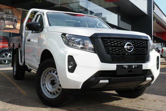 New Nissan Navara D23 MY21 SL 4x2 Essendon Fields, 2021 Nissan Navara D23 MY21 SL 4x2 Polar White 7 Speed Sports Automatic Cab Chassis