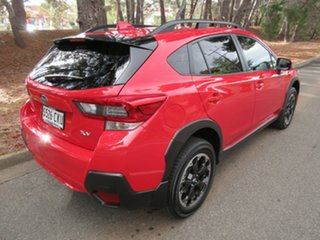 2021 Subaru XV G5X MY21 2.0i Lineartronic AWD Pure Red 7 Speed Constant Variable Wagon.
