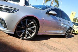 2017 Holden Commodore ZB VXR Silver 9 Speed Automatic Liftback.