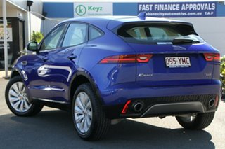 2018 Jaguar E-PACE X540 18MY Standard SE Caesium Blue 9 Speed Sports Automatic Wagon.
