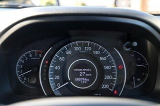 2012 Honda CR-V RM VTi-S 4WD Silver, Chrome 5 Speed Automatic Wagon