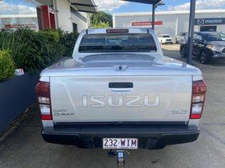 2016 Isuzu D-MAX LSM Silver Dual Cab