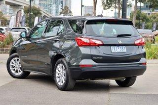 2019 Holden Equinox EQ MY18 LS+ FWD Grey 6 Speed Sports Automatic Wagon.