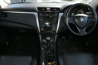 2011 Suzuki Kizashi FR XLS Premium Silver 6 Speed Manual Sedan