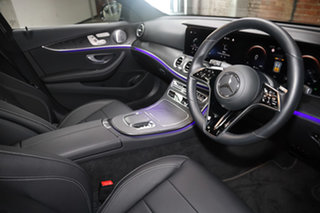 2020 Mercedes-Benz E-Class W213 801+051MY E300 9G-Tronic Obsidian Black 9 Speed Sports Automatic.