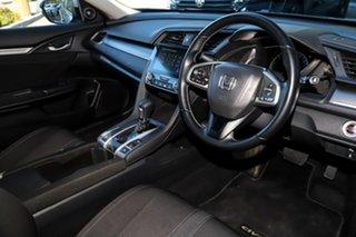 2017 Honda Civic 10th Gen MY17 VTi-S Silver 1 Speed Constant Variable Sedan