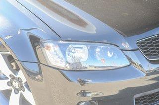 2013 Holden Commodore VE II MY12.5 SV6 Black/Grey 6 Speed Sports Automatic Sedan