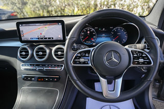 2020 Mercedes-Benz GLC-Class X253 800+050MY GLC200 9G-Tronic Mojave Silver 9 Speed Sports Automatic
