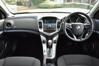2013 Holden Cruze JH Series II MY13 Equipe White 6 Speed Sports Automatic Hatchback.