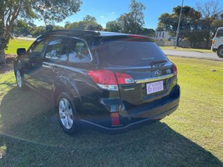 2009 Subaru Outback B5A MY10 2.0D AWD Premium Black 6 Speed Manual Wagon