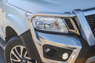 2016 Nissan Navara D23 ST N-SPORT White 7 Speed Sports Automatic Utility.