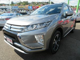 2019 Mitsubishi Eclipse Cross YA MY20 LS 2WD Grey 8 Speed Constant Variable Wagon.