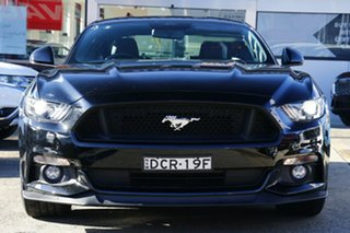 2015 Ford Mustang FM GT Fastback Black 6 Speed Manual Fastback