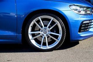 2015 Volkswagen Scirocco 1S MY15 R Coupe DSG Blue 6 Speed Sports Automatic Dual Clutch Hatchback