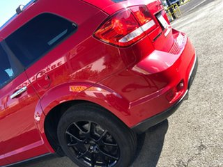2015 Dodge Journey JC MY15 R/T Red 6 Speed Automatic Wagon
