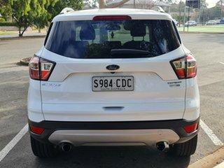2017 Ford Escape ZG Trend White 6 Speed Sports Automatic SUV