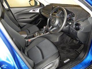 2018 Mazda CX-3 DK MY19 Neo Sport (FWD) Blue 6 Speed Automatic Wagon