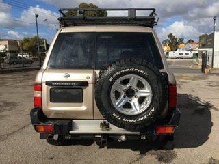 1999 Nissan Patrol GU ST 4 Speed Automatic Wagon